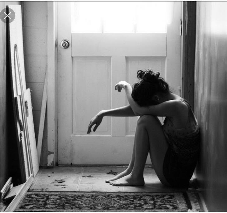ensamn & utsatt