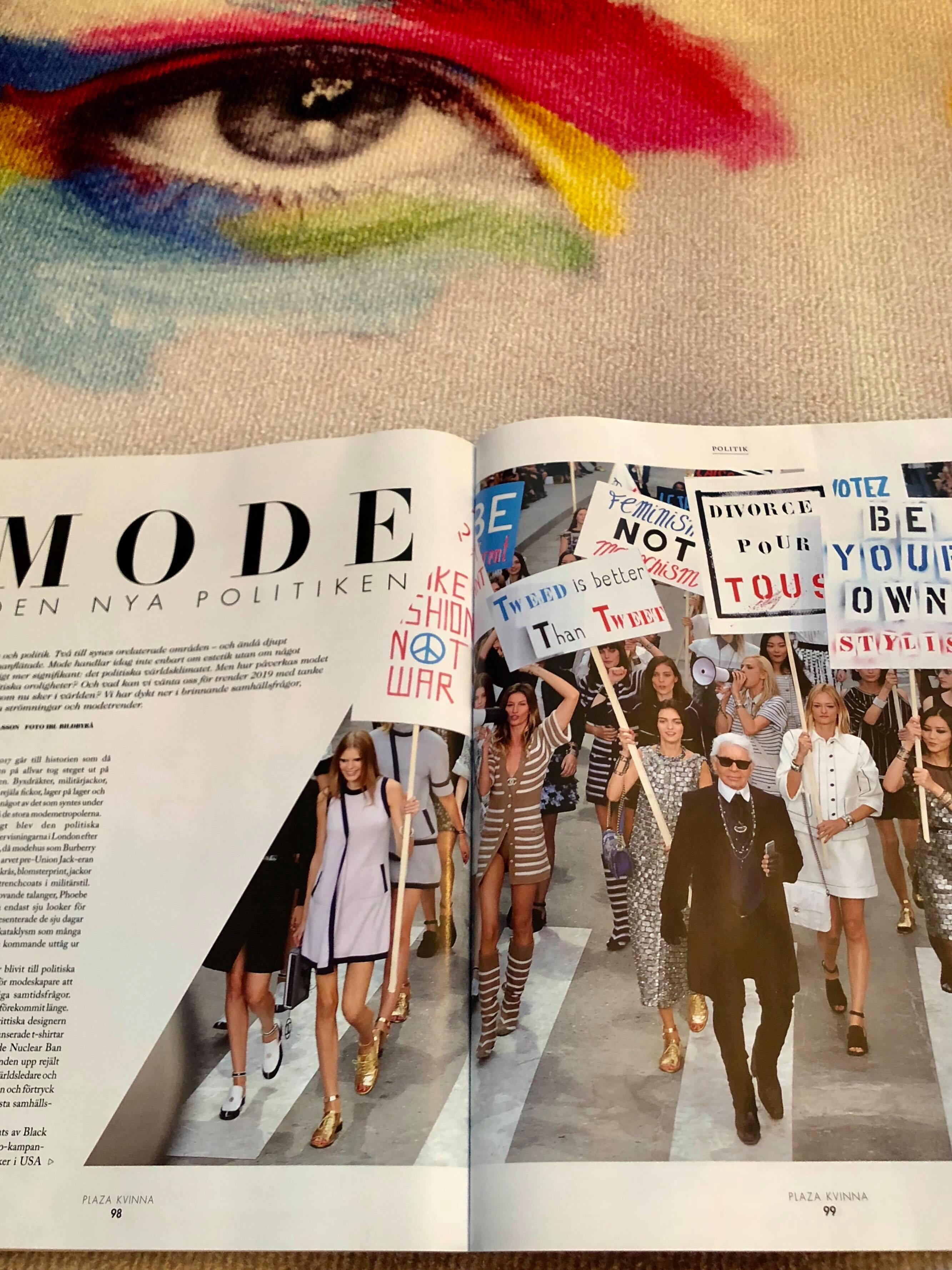 Mode den nya politiken